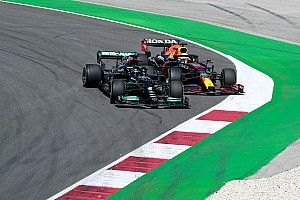 Verstappen, contrariado tras anulársele la vuelta rápida
