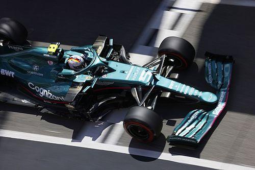 """Vettel na vijftien races terug in Q3: """"Gaat steeds iets beter"""""""