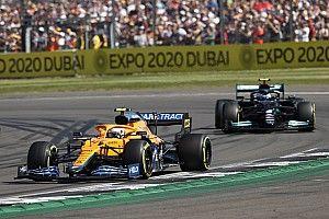 McLaren: Norris 'best of the rest' achter Verstappen en Hamilton