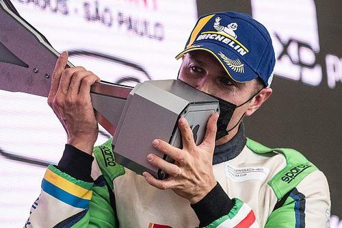 Porsche Cup: Muller vê triunfo como nova fase em 'relacionamento' com Interlagos