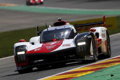Spa WEC: Kobayashi gives Toyota first Hypercar pole, fastest LMP2 third