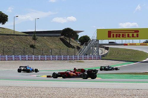Uitslag: Kwalificatie voor F1 Grand Prix van Portugal