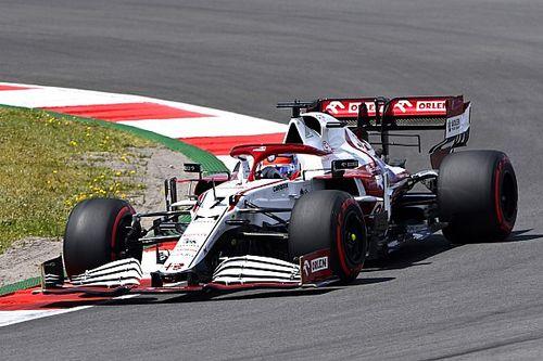 Alfa Romeo попросила отменить штраф Райкконена в Имоле