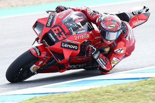 Hasil FP2 MotoGP Spanyol: Bagnaia Hidupkan Asa Ducati