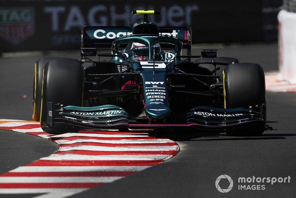 Vettel explains 'eye bleeding' comment during Monaco practice