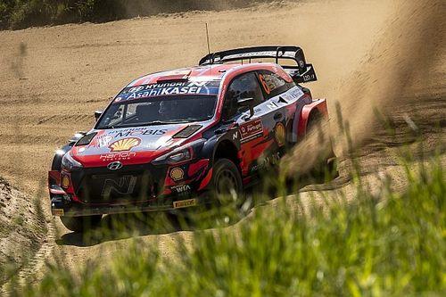 WRC: liderato para Sordo en los primeros tramos de Portugal