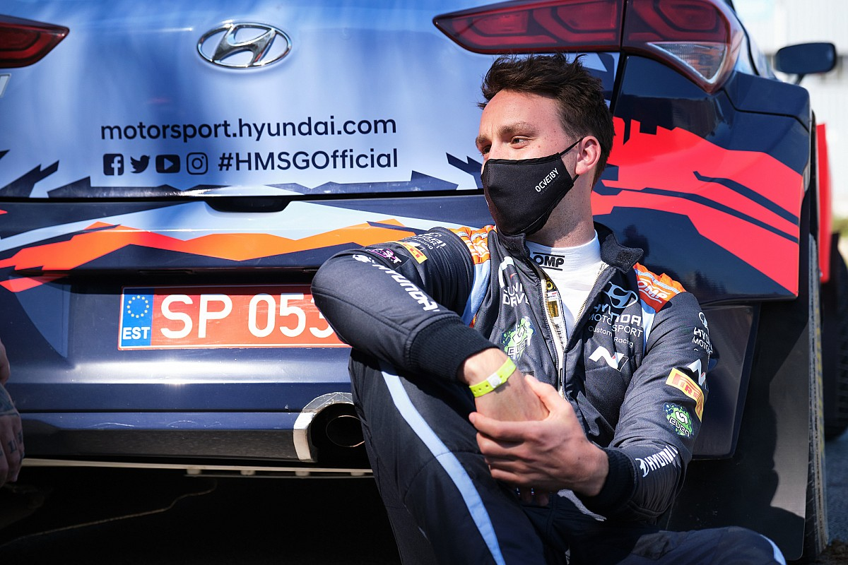 WRC2 driver Veiby gets six-month ban for COVID protocol breach