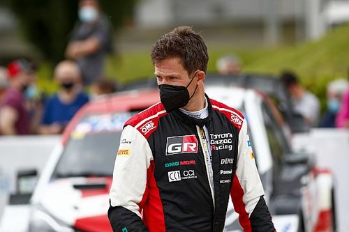 Ogier wants to stay in Toyota fold after full-time WRC career ends