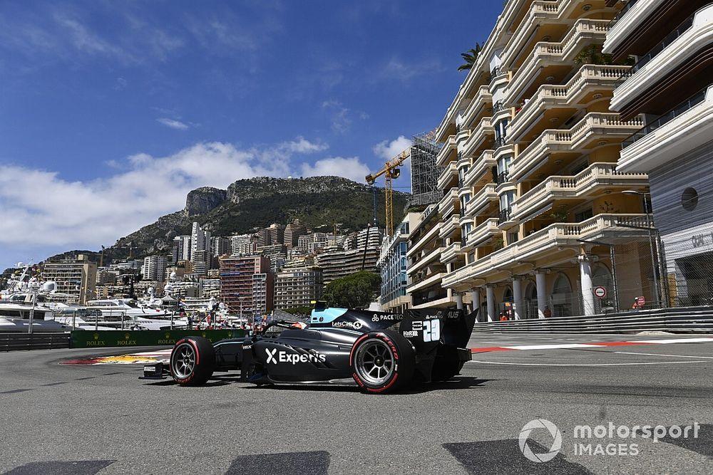 FIA Jelaskan Alasan Deledda Diperbolehkan Berlomba F2 Monako