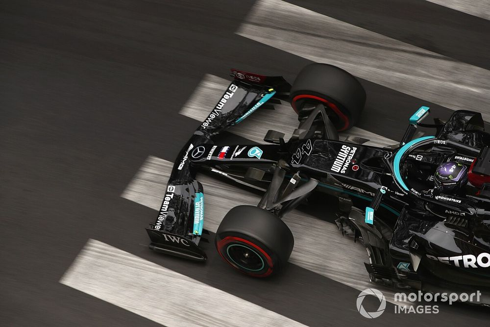 F1: Mercedes explica razões por trás do final de semana desastroso em Mônaco