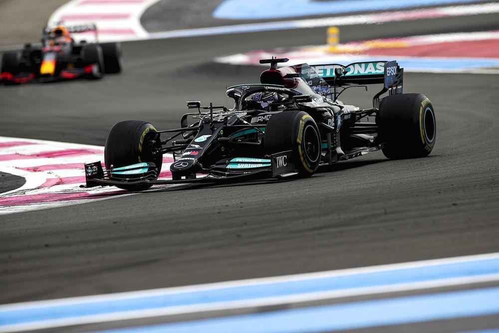 """Batailler avec Verstappen a """"revigoré"""" la passion de Hamilton"""