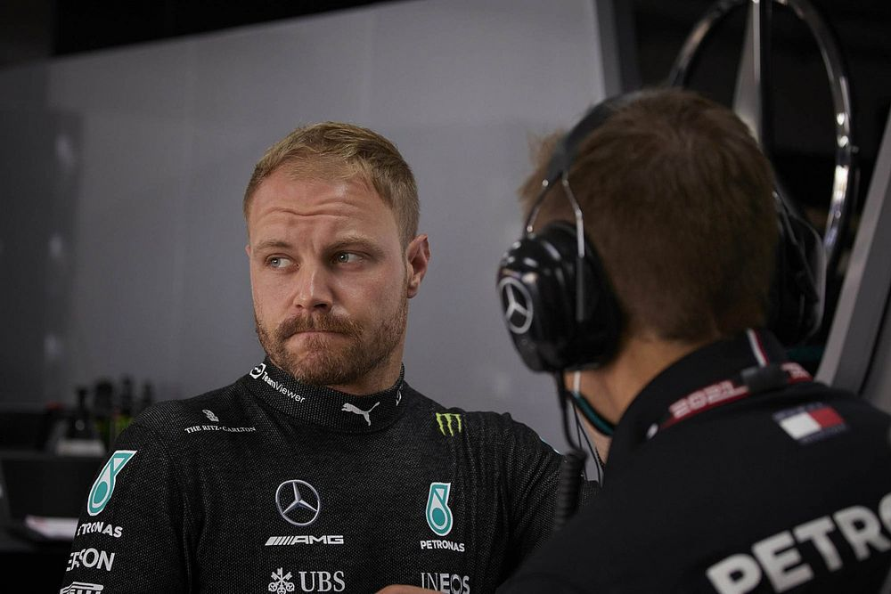 Bottas: Angry radio message in French GP didn't go too far