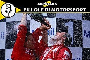 Podcast: 21 luglio 2002, Schumacher come Fangio