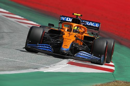 McLaren привезет обновления машины в Венгрию