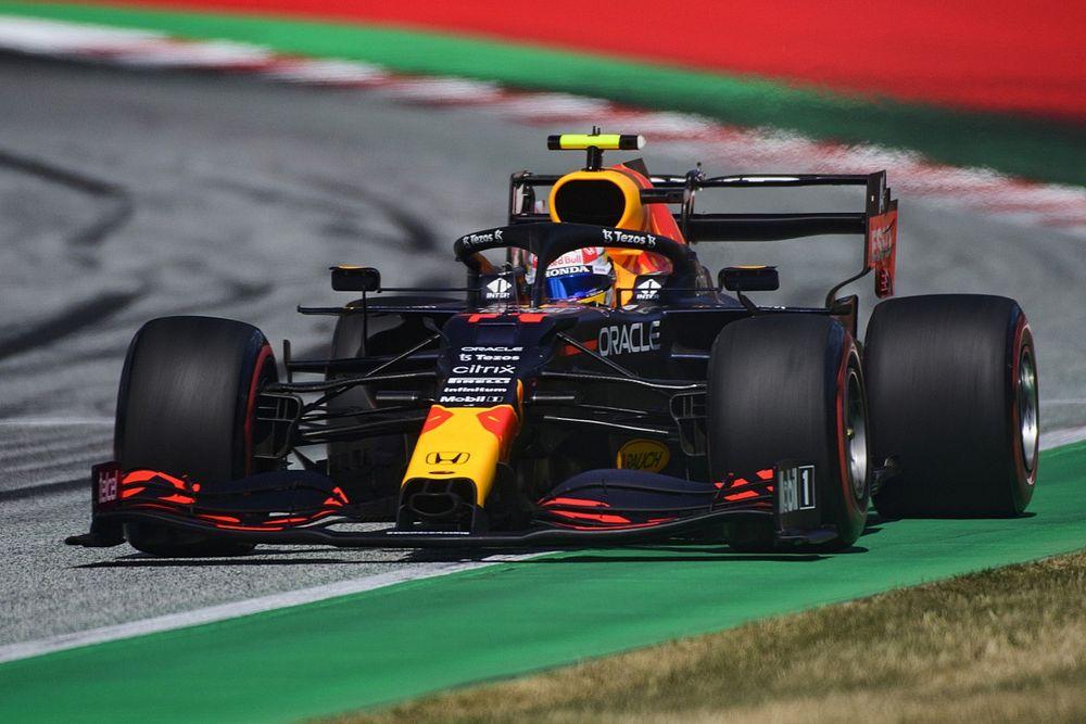 Red Bull Indikasikan Perez Akan Dapat Kontrak Baru