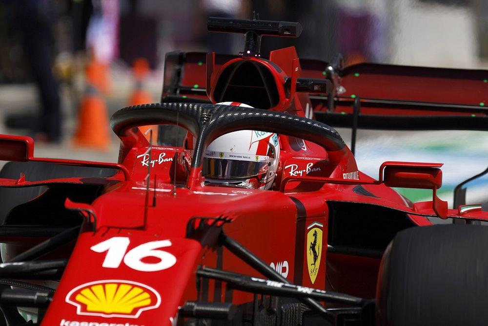 Leclerc örömmel feláldozza az idei évet 2022 érdekében
