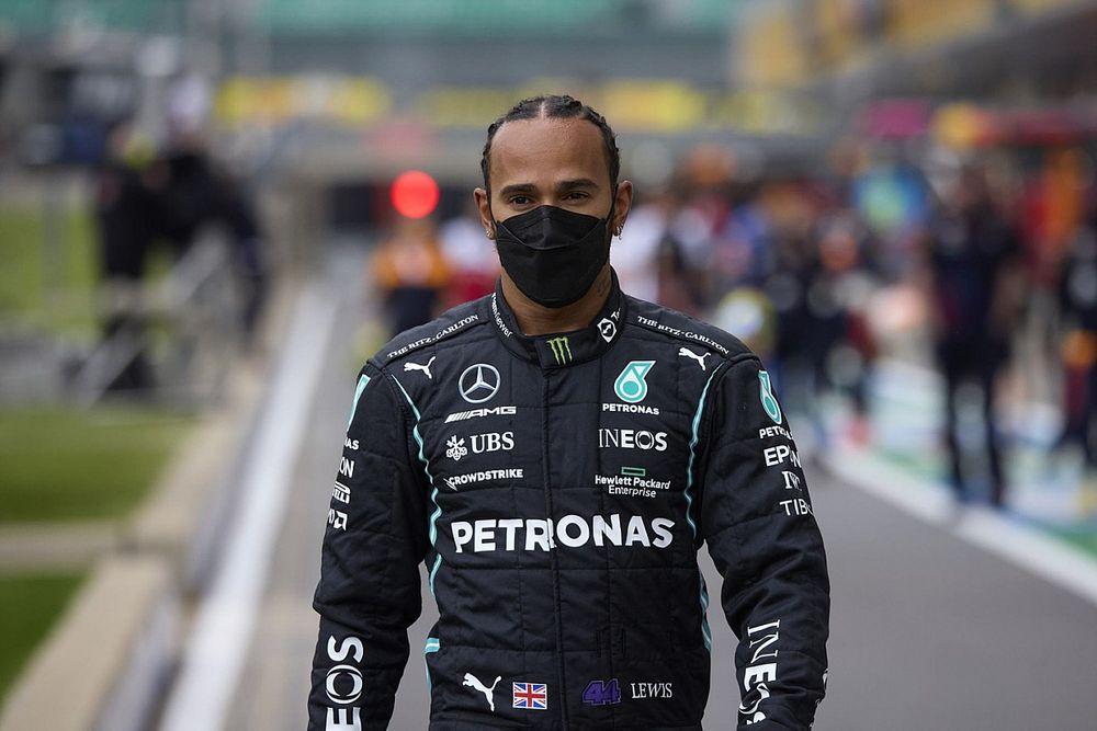 F1, FIA and Mercedes condemn racist abuse aimed at Hamilton