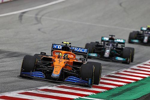 Seidl: McLaren necesita ser realista a pesar de éxito en Austria