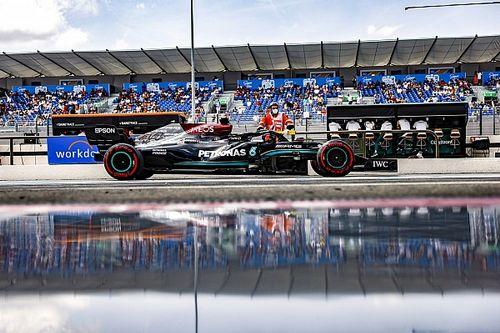 """A Mercedesnek még van dolga: """"Egyik pilótánk sem volt teljesen elégedett"""""""