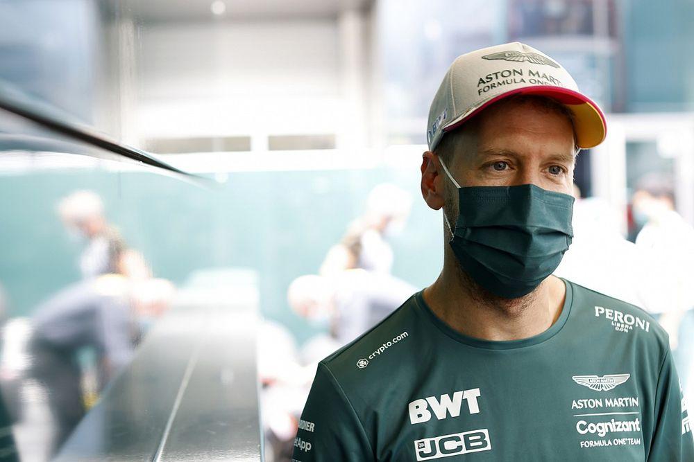 """4度F1王者セバスチャン・ベッテル、スプリント予選勝者に""""ポール""""は「間違っている」とシステムを批判"""