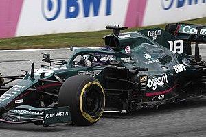 アストンマーチン、F1オーストリアGP初日は絶好調……しかしストロール「他の人が何をやっているか分からない」