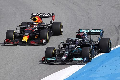 """Verstappen se sintió """"una presa fácil"""" frente a Hamilton en España"""
