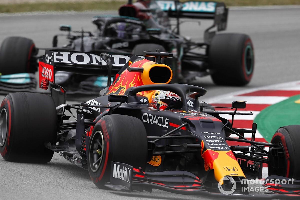 Mercedes detalla la principal debilidad que afecta a Red Bull