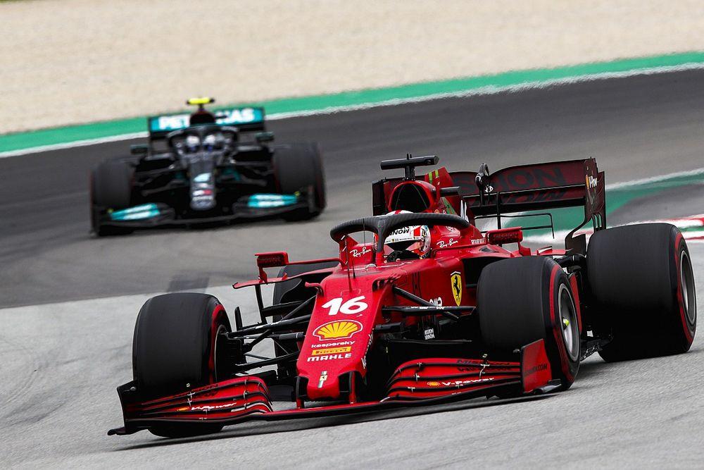Ferrari, motivado con la mejora en carrera vista en España