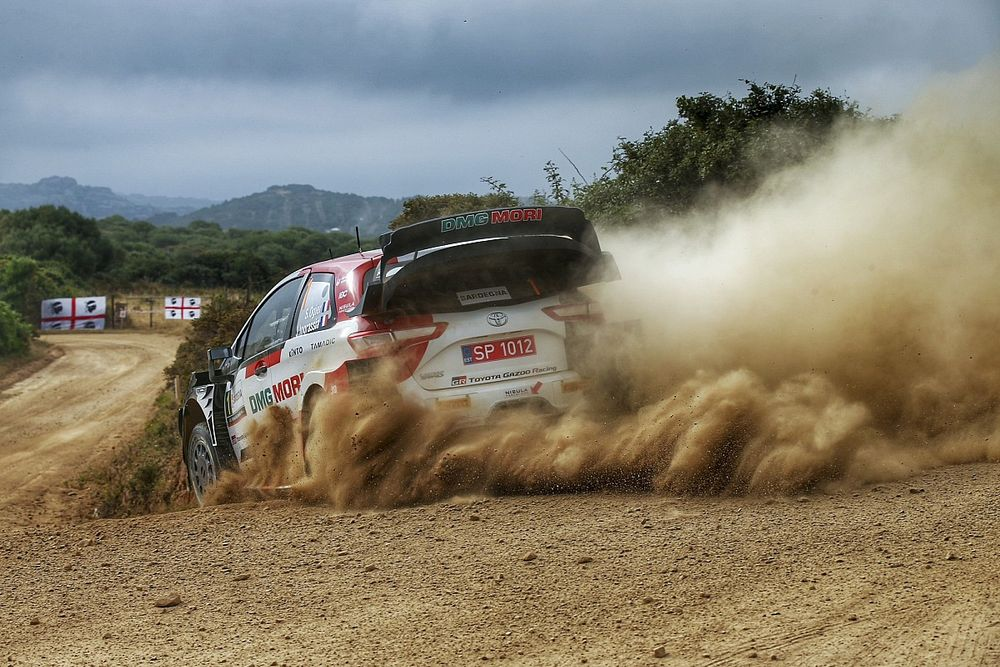 How Hyundai's broken record gave Toyota a special Sardinia 1-2