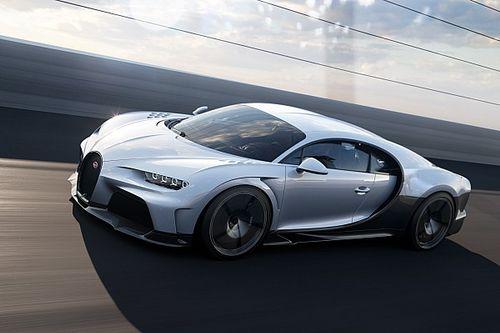 Bugatti présente une nouvelle Chiron Super Sport