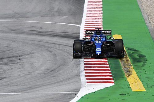 """En hızlı turunda trafikte kalan Alonso: """"İlk turda agresif olmak gerekiyor"""""""