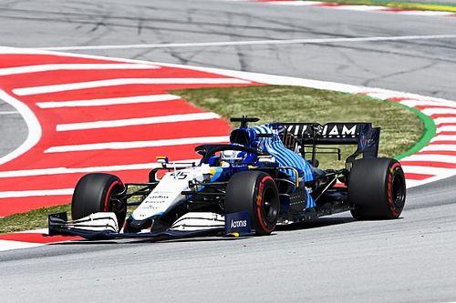 Nissany vervangt Russell bij Williams tijdens VT1 in Frankrijk