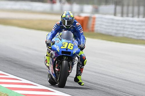 Concerned Mir says Suzuki 'hasn't improved' its MotoGP bike