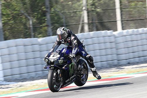 MotoGPカタルニアテスト:ヤマハ勢ワンツー、中上貴晶3番手タイム。マルケス最多87周走り込む