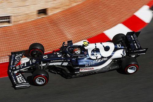 Gasly y su duelo contra Vettel: pudimos acabar contra el puerto