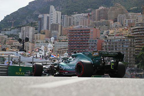 GP Monako: Okrążenie po okrążeniu - animacja