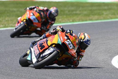 Hasil FP2 Moto2 Catalunya: Raul Fernandez Redam Gardner dan Duet Marc VDS