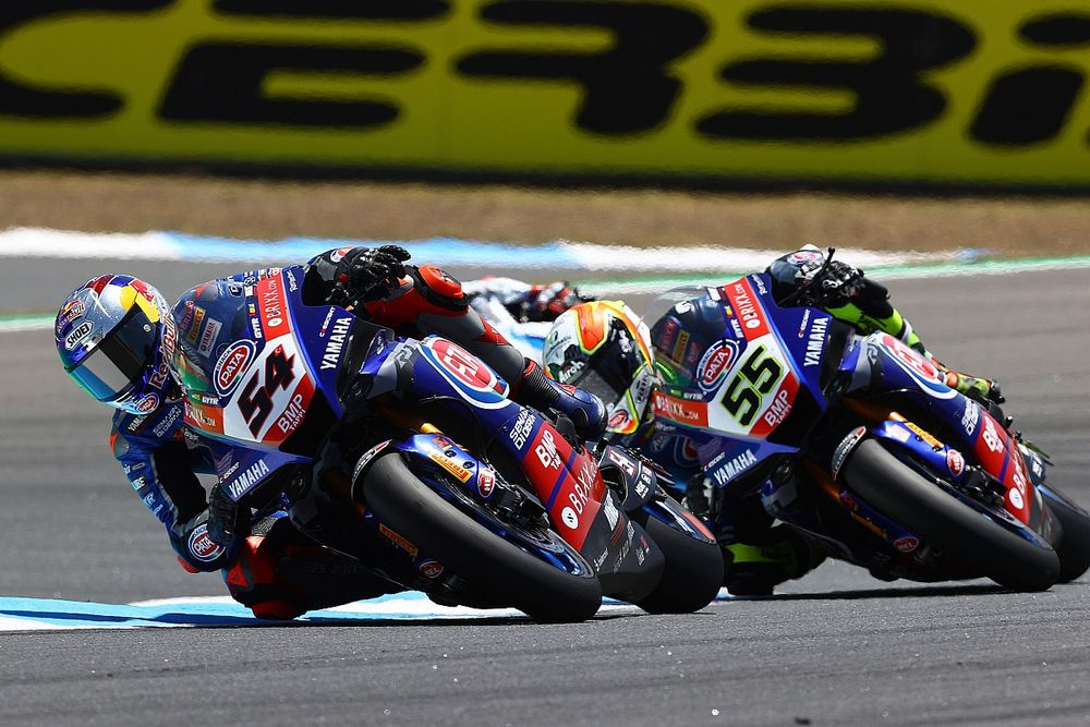 Yamaha now most consistent bike in WSBK, says Redding