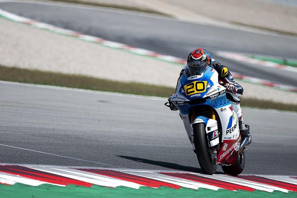 Hasil FP2 CEV Moto2 Jerez: Dimas Ekky Perbaiki Catatan Waktu