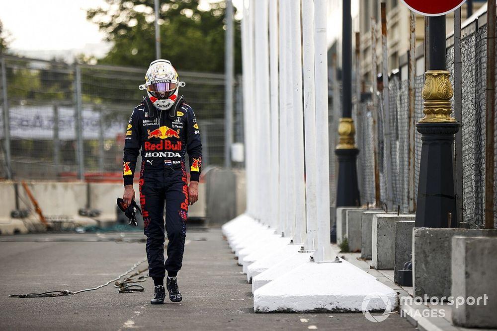 Verstappen: pontos perdidos em Baku vão doer quando F1 retornar às pistas normais