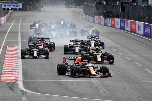 Estado del campeonato de F1 tras el GP de Azerbaiyán