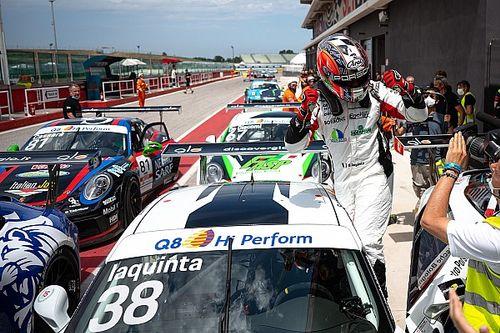Carrera Cup Italia, Misano: Iaquinta non molla la contesa