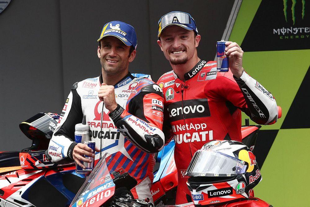 Miller Sebut Dua Sosok Penting di Balik Kebangkitan Ducati