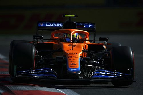 F1, Baku: Norris retrocesso di tre posizioni in griglia