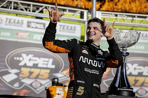Texas IndyCar: O'Ward passes Newgarden for maiden victory