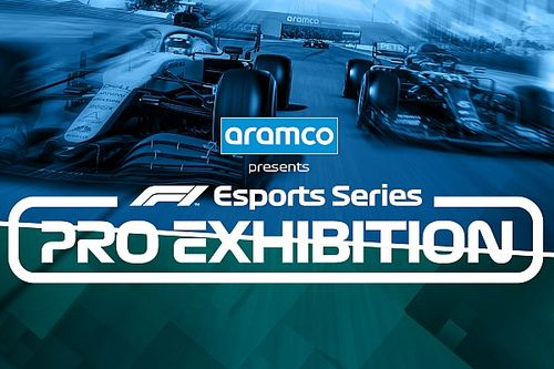 F1 Esports Pro Exhibition will showcase talent live this Thursday