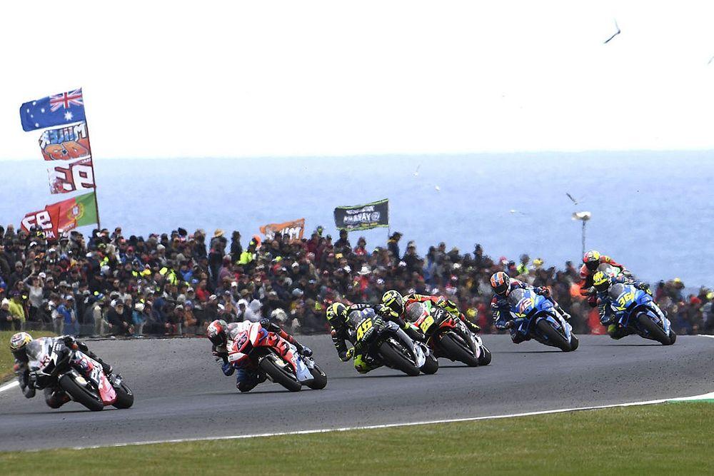 MotoGP: cancellate le gare di Silverstone e Phillip Island