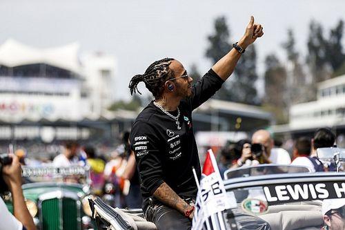Hamilton nyert Mexikóban, de még nem bajnok