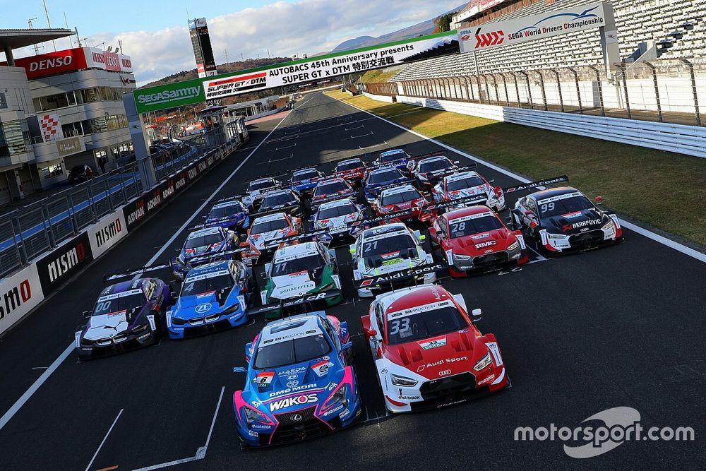Super GT boss keen on 'winter series' with DTM