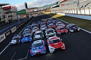 Super GT boss keen on 'winter series' with DTM